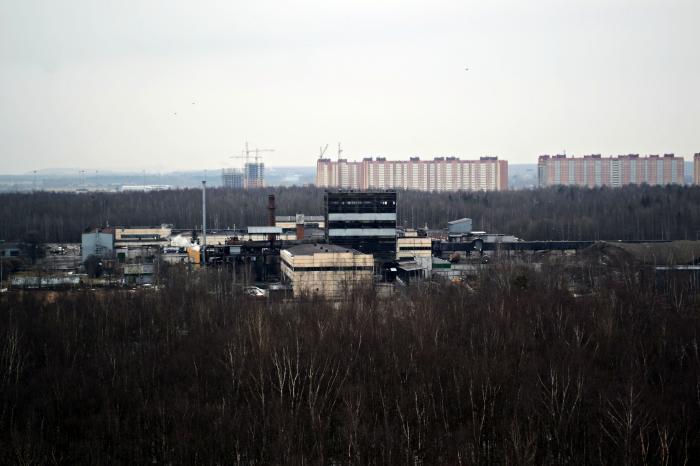 Завод по переработке мусора в санкт петербурге